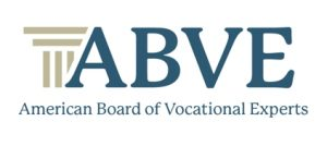 ABVE American Board of Vocational Experts Logo