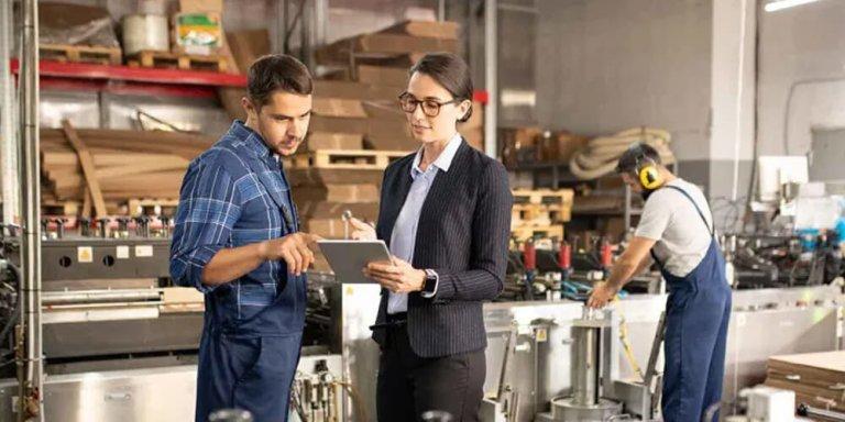 Job Analysis at a factory